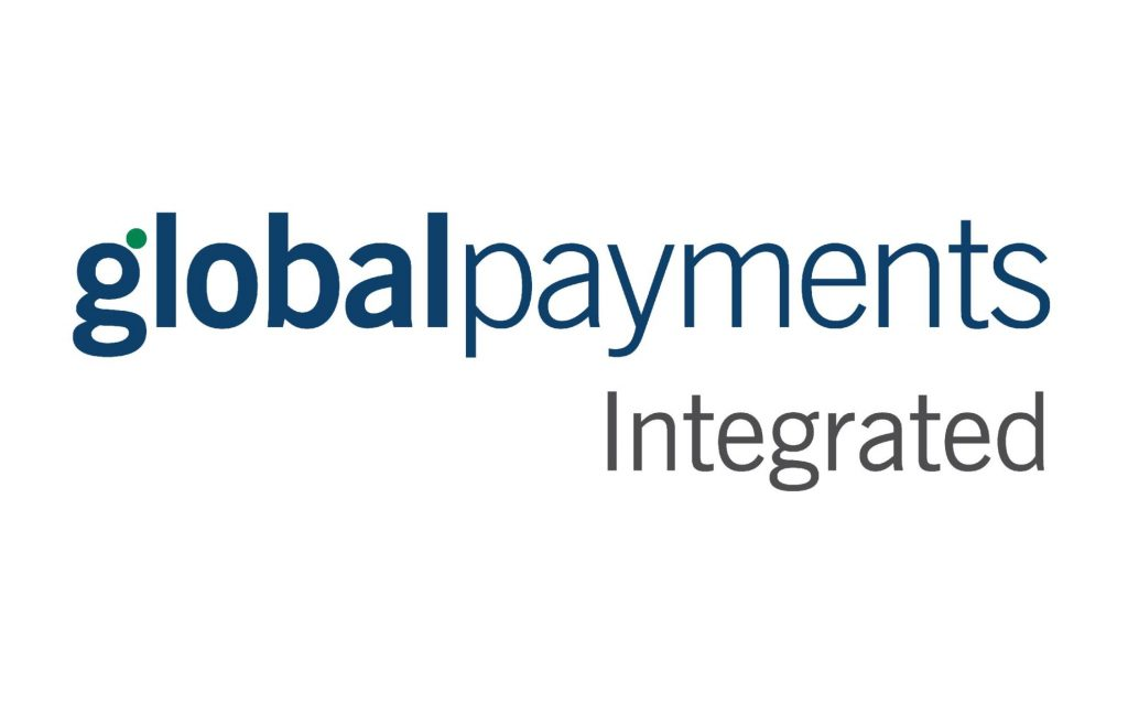 Global payments integrated logo